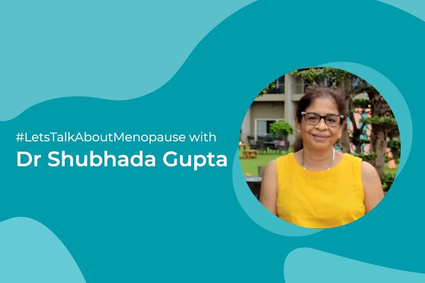 Femarelle - Menopause Awareness With Dr Shubhada Gupta On World Menopause Day